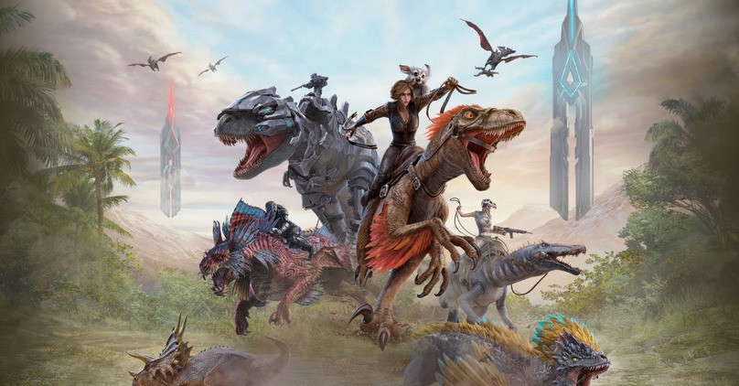 Free Weekend - ARK: Survival Evolved, Assetto Corsa Competizione, and Dimension Drive