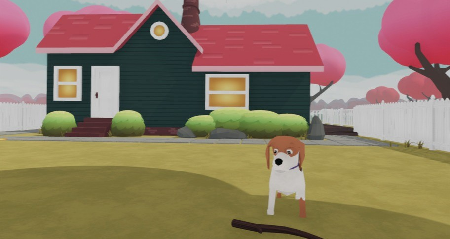 You Can Pet The Dog VR