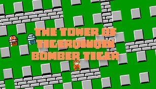 The Tower Of TigerQiuQiu Bomber Tiger