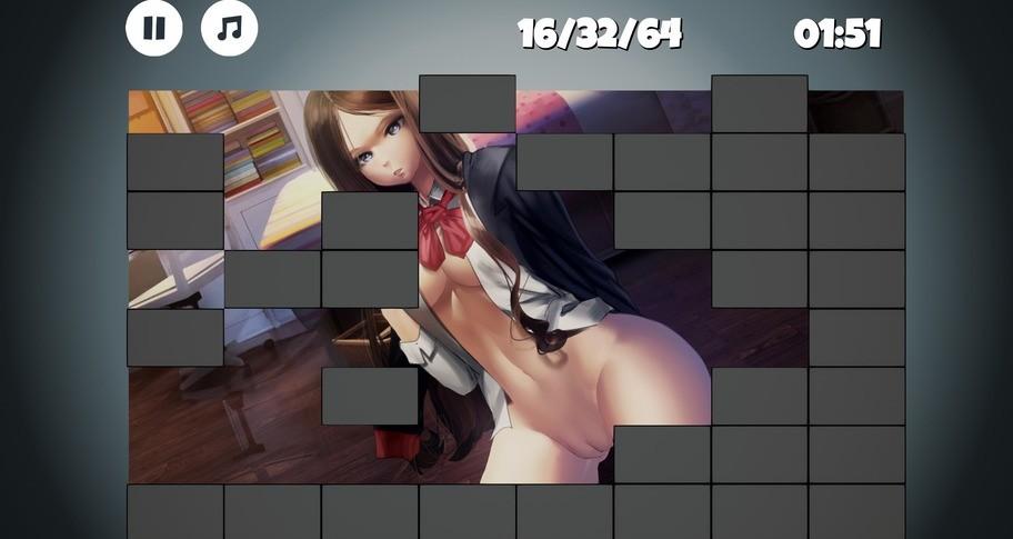 Hentai Sweet Girls - Hard Levels DLC
