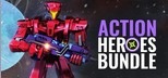Action Heroes Bundle