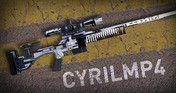 Sniper Ghost Warrior Contracts 2 - CYRILmp4 Weapon Skin