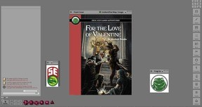 Fantasy Grounds - For the Love of Valentine