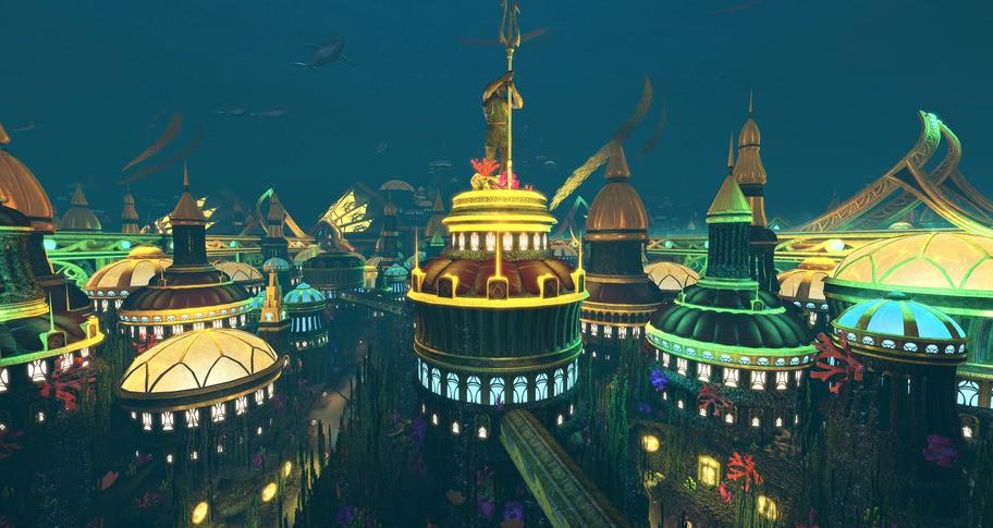 DC Universe Online - Episode 33 : Atlantis