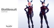 KurtzPel - Battlesuit Outfit Set