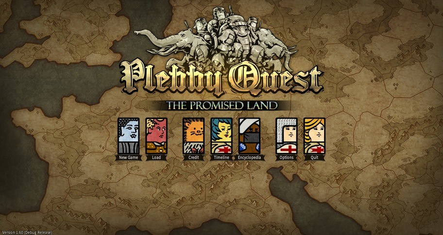 Plebby Quest: The Promised Land