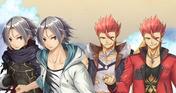 RPG Maker MZ - Parallel Worlds Hero Pack