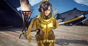 FIGHTING EX LAYER - Color Gold/Silver: Sanane