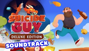 Suicide Guy Deluxe Edition Soundtrack
