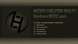 Hacker Evolution Duality: Hardcore Music Pack DLC