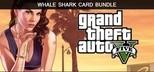 Grand Theft Auto V & Whale Shark Cash Card