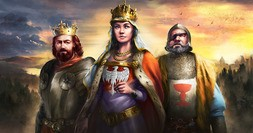 Pre-order Age of Empires IV and get Dawn of the Dukes DLC for FREE!
