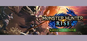 MONSTER HUNTER RISE Deluxe Edition