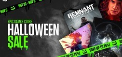 Epic Games Store - Halloween 2020 Sale