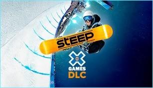 Steep - X-Games DLC