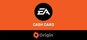 EA Origin Cash Card 60 USD