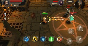 Overlord - RPG Online Battle