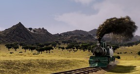 Railway Empire - Crossing the Andes