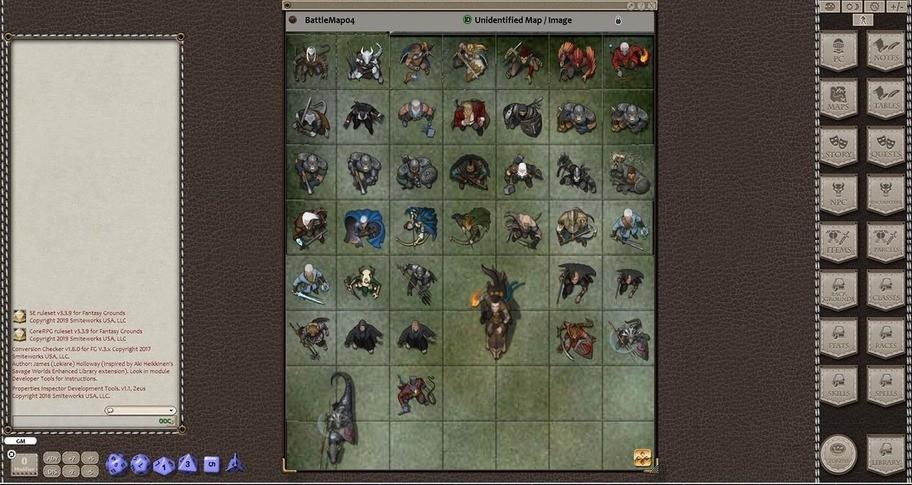 Fantasy Grounds - Devin Night Token Pack 113: Heroic Characters 24 (Token Pack)