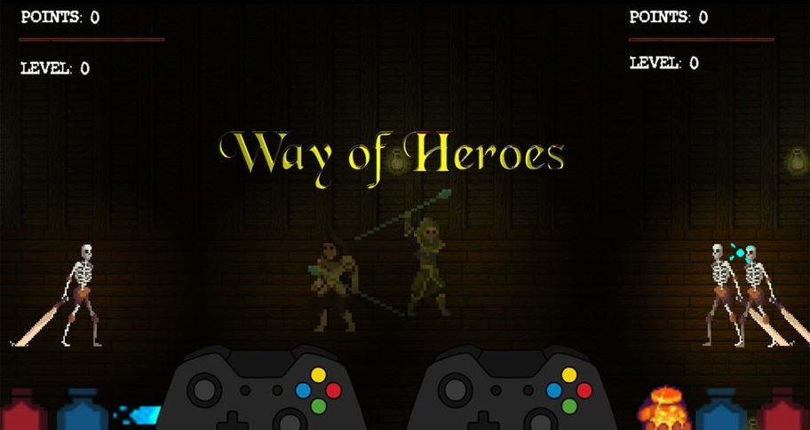 Way of Heroes