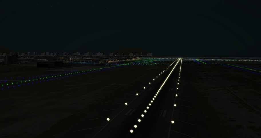 Tower!3D - PHNL airport