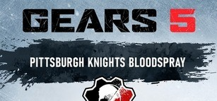 Gears 5 - Pittsburgh Knights Coloured Blood Spray