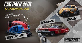 Wreckfest - Season Pass 1