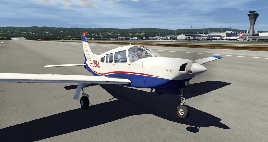 Aerofly FS 2 - Just Flight - Turbo Arrow III / IV