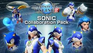 Phantasy Star Online 2 - SONIC Collaboration Pack