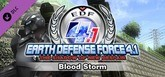 EARTH DEFENSE FORCE 4.1: Blood Storm