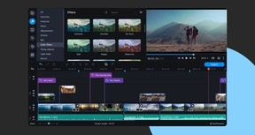 Movavi Video Suite 2021 Steam Edition -- Video Making Software - Video Editor, Screen Recorder and Video Converter