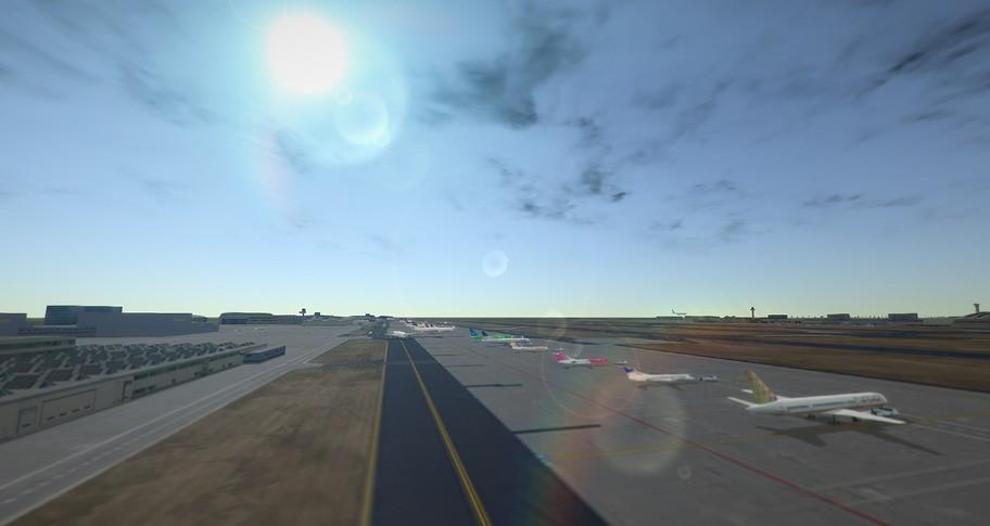 Tower!3D - EDDF airport