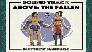 Above: The Fallen OST