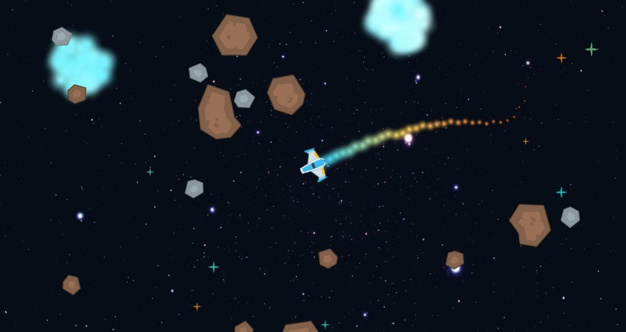 Asteroids Maneuvers