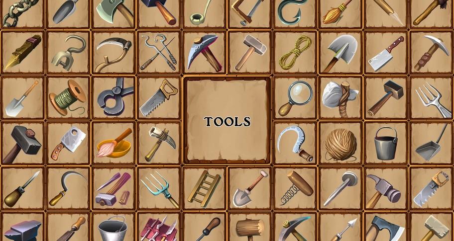 Memory Battle - Tools Pack