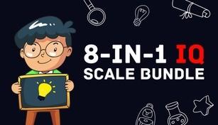 8-in-1 IQ Scale Bundle - Snapshot Mind