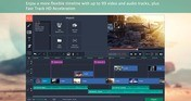 Movavi Video Editor 15 Plus - Video Editing Software
