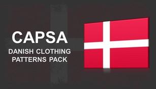 Capsa - Danish Clothing Patterns Pack