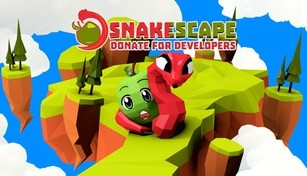 SnakEscape: Donate for Developers #8