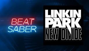 """Beat Saber - Linkin Park - """"New Divide"""""""