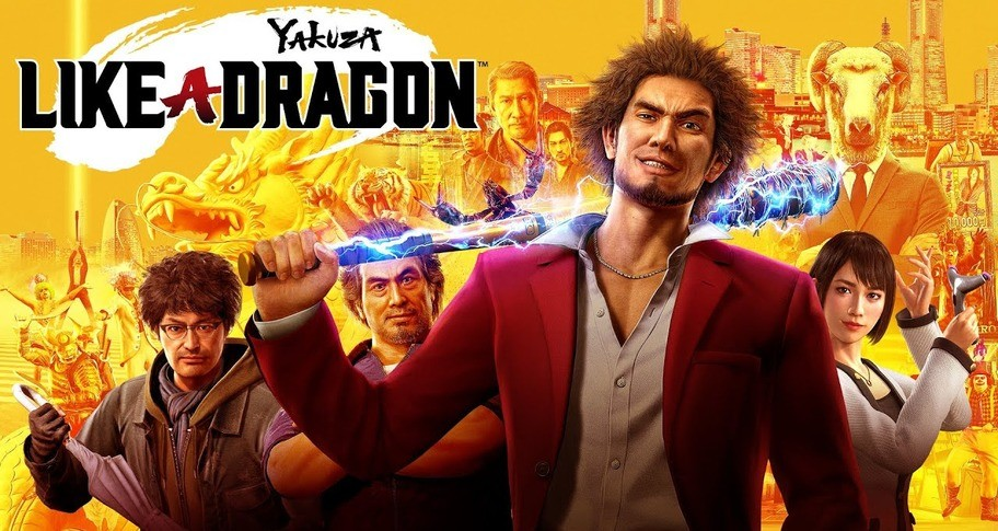 Yakuza: Like a Dragon Hero Edition