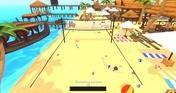 Timestop Volleyball