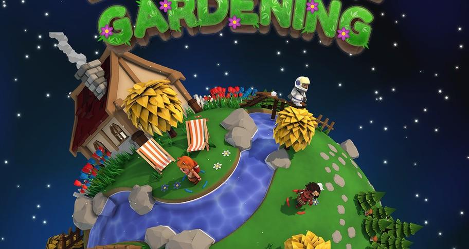 Deep Space Gardening Soundtrack