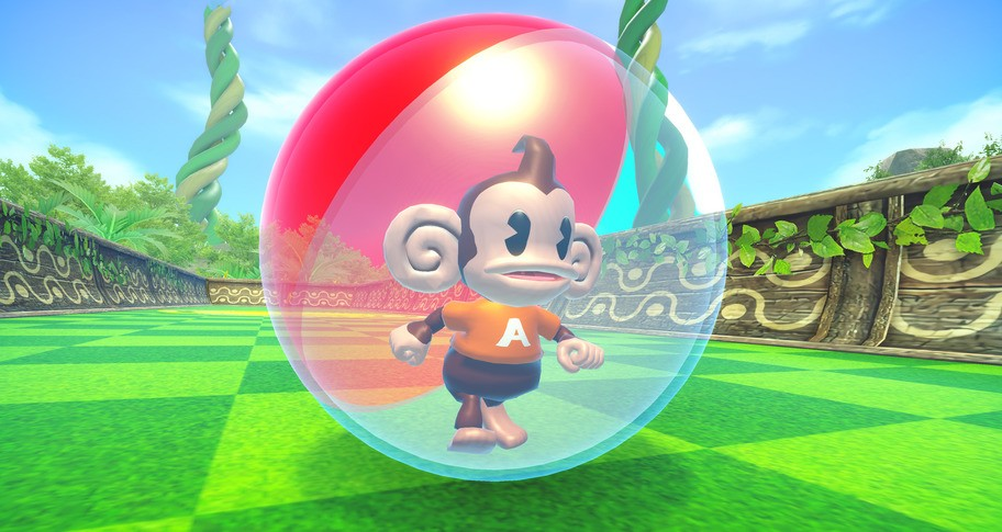 Super Monkey Ball Banana Mania - Classic Character Pack