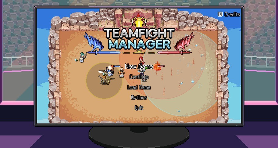 Teamfight Manager - Donationware Tier 2