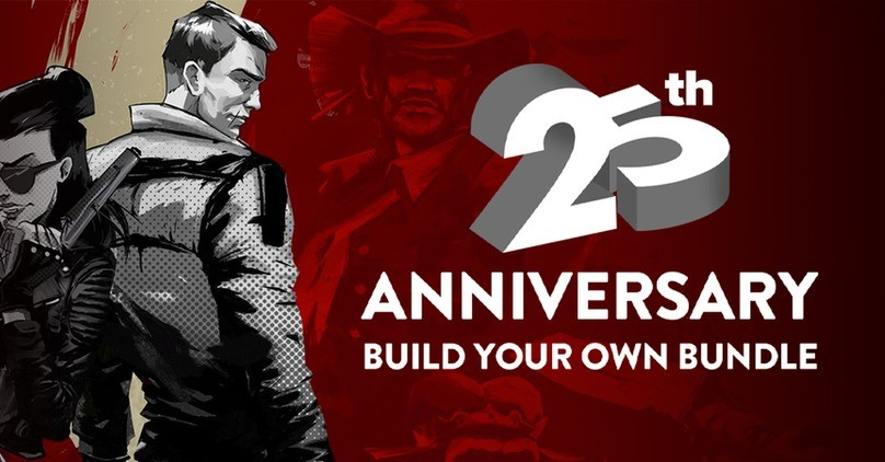 Fanatical - 25th Anniversary Build your own Bundle
