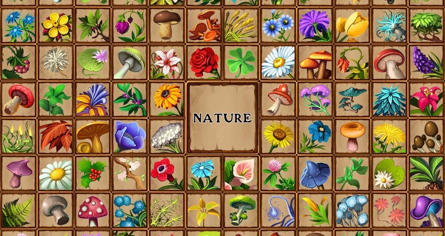 Memory Battle - Nature Pack
