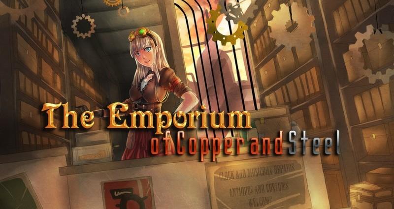 RPG Maker MV - The Emporium of Copper and Steel