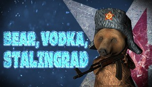 BEAR, VODKA, STALINGRAD! 🐻 - BALALAIKA MODE