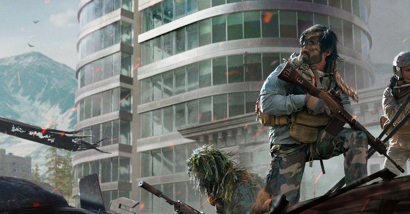 FREE Call of Duty: Warzone